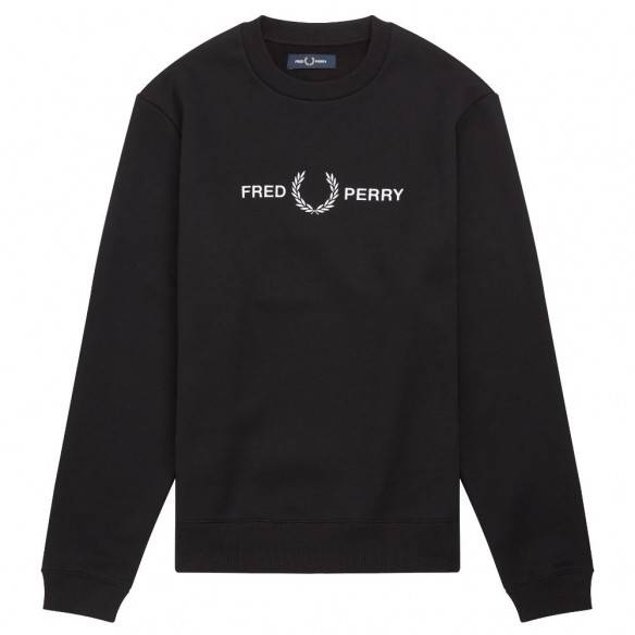 Fred Perry Graphic Sweatshirt M7521-102