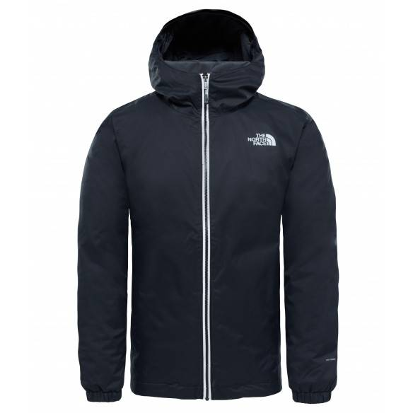 The North Face Quest Insulated Jacket Black