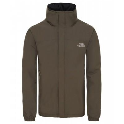 The North Face Casaco Resolve Insulated Taupe Green