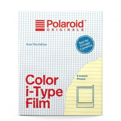 Polaroid Originals i Type Color Note