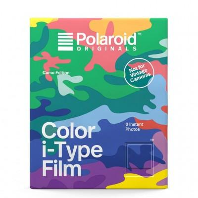 Polaroid Originals Color i-Type Film Camo