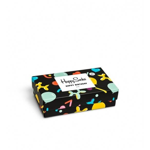 Happy Socks Gift Box Balloon Animal Birthday