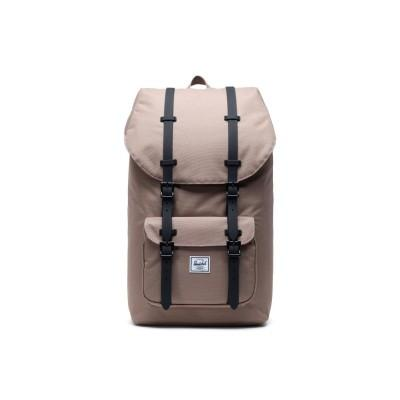 Herschel Mochila Little America Pine Bark/ Black