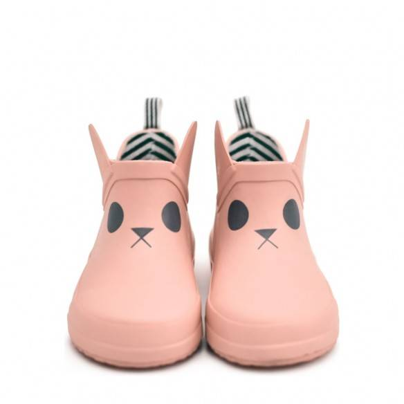 Boxbo Baby Boots K-105 Salmon Pink