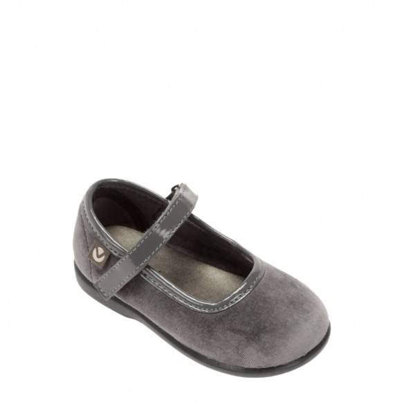 Victoria Baby Shoes 02752 Gris