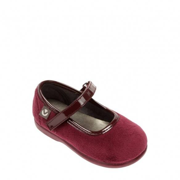 Victoria Baby Shoes 02752 Burdeos