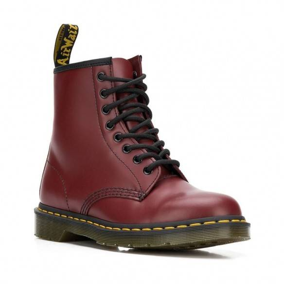 Dr. Martens Botas 1460 Cherry Red