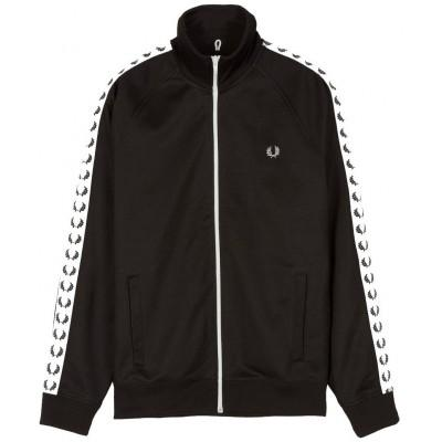 Fred Perry Casaco Training Black J6231 198