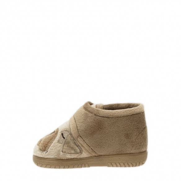 Victoria Baby Boot Taupe