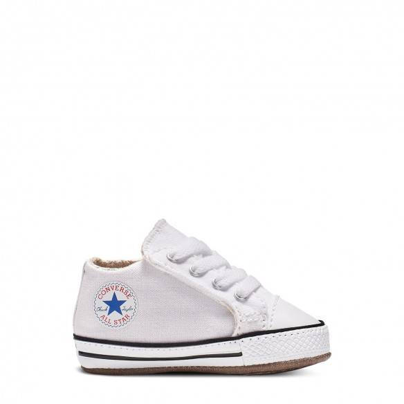 Converse All Star Cribster Baby White 865157C