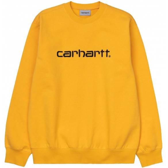 Carhartt Sweatshirt Sunflower Black