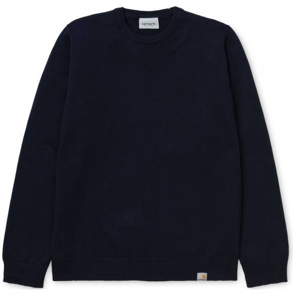 Carhartt Playoff Sweathirt Dark Navy