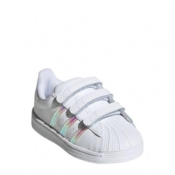 Adidas Sapatilhas Bebé Superstar CF I FV3657