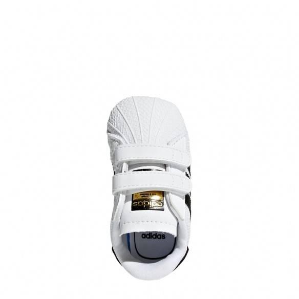 Adidas Baby Superstar Crib S79916