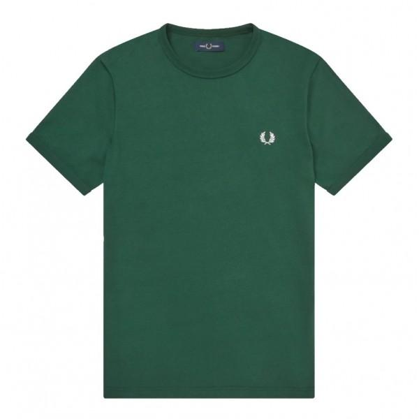 Fred Perry T-Shirt Ringer Ivy M3519-656