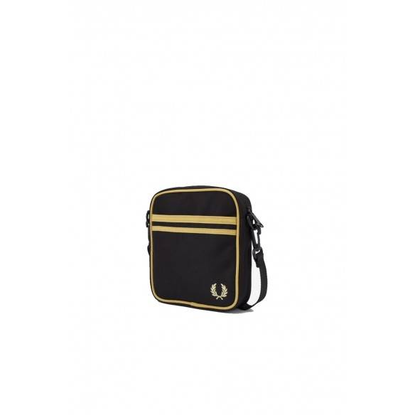 Fred Perry Mala Twin Tipped Side Black Champagne L8265-157