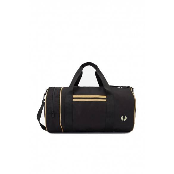 Fred Perry Mala Twin Tipped Barrel Black Champagne L8264-157