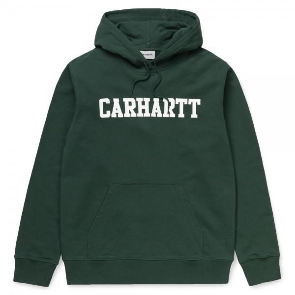 Carhartt Sweatshirt Hooded College Treehouse