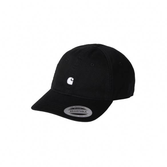 Carhartt Madison Logo Cap Black