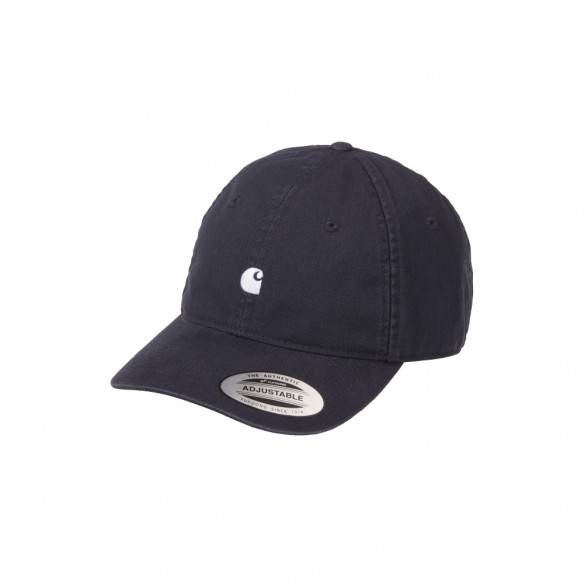 Carhartt Madison Logo Cap Dark Navy