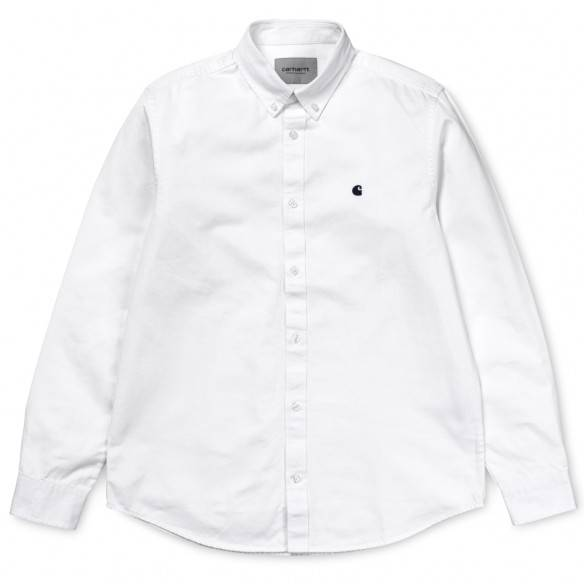 Carhartt Madison Shirt White