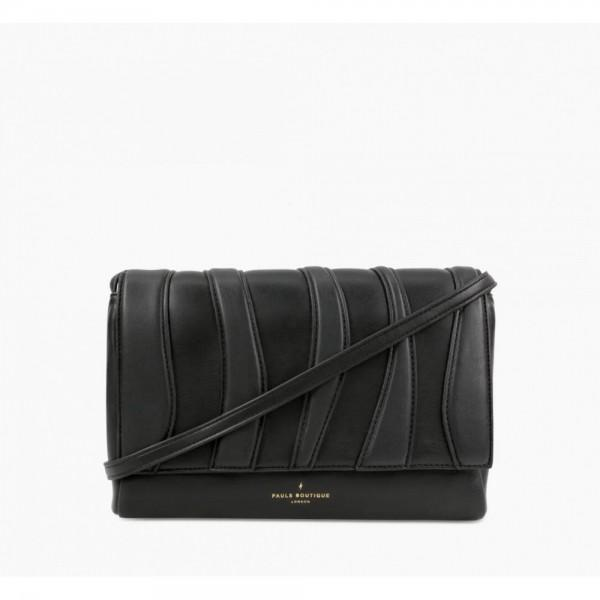 Pauls Boutique Lily Cross Body Bag Black