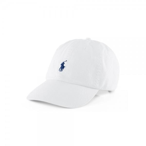 Polo Ralph Lauren Boné Sports Cap White