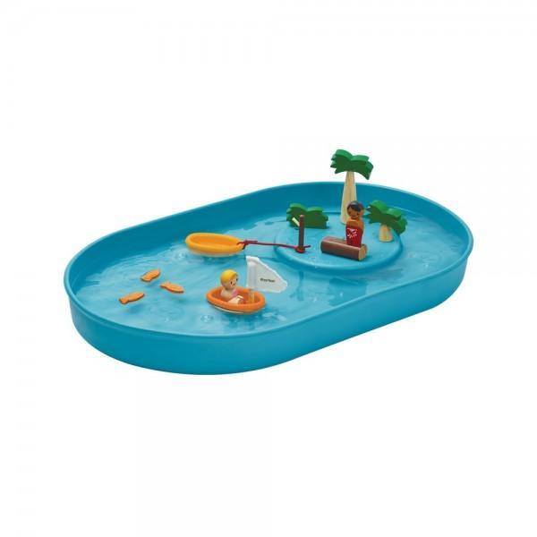 Plan Toys Set Brinquedos de Água