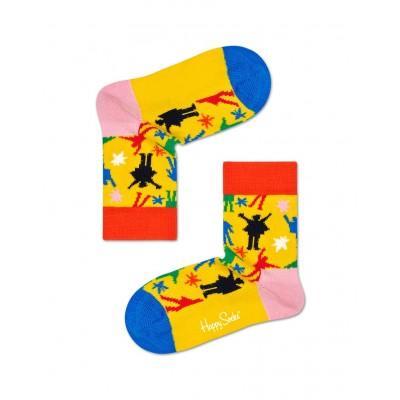 Happy Socks Kids Beatles...