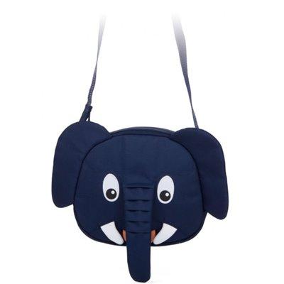 Affenzahn Emil Elephant Bag Blue