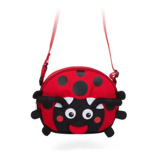 Affenzahn Lilly Ladybird Bag Red