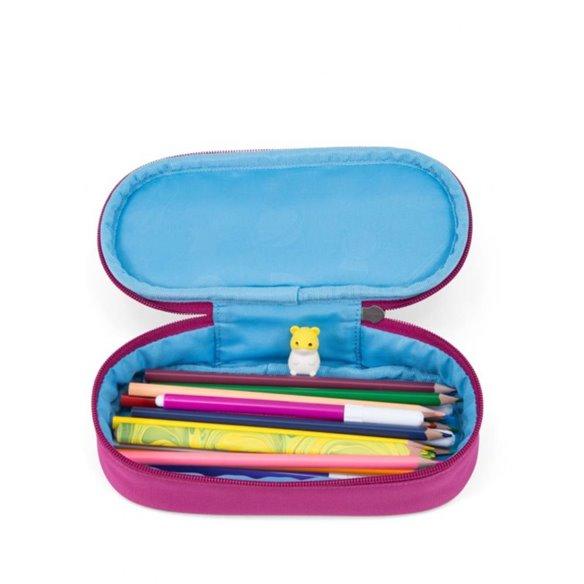 Affenzahn Bella Bird Pencil Case Pink