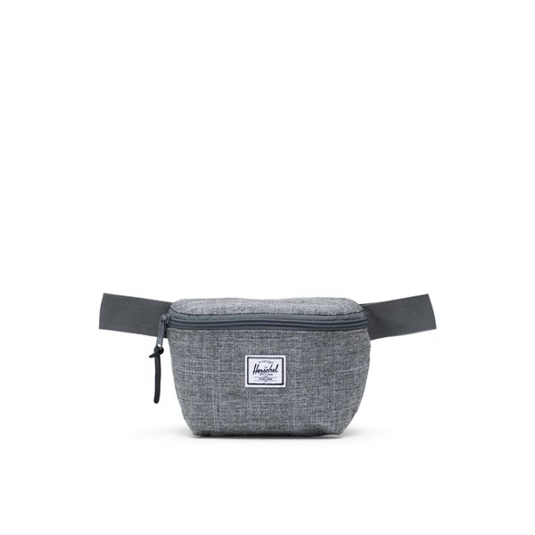 Herschel Hip Bag Fourteen Raven Crosshatch
