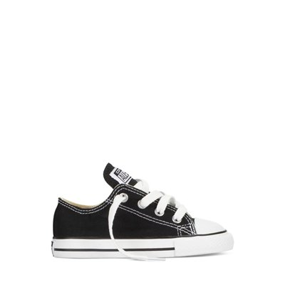 Converse Sapatilhas Bebé CT All Star OX Black 7J235C