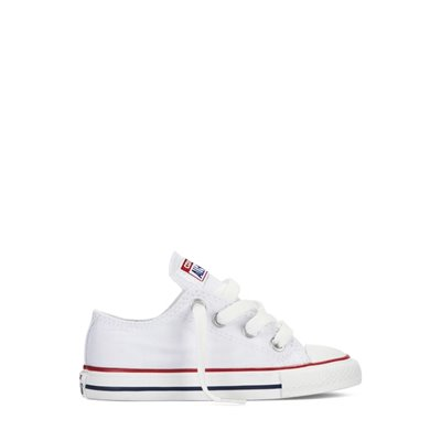 Converse Sapatilhas Bebé CT All Star OX Optical White 7J256C
