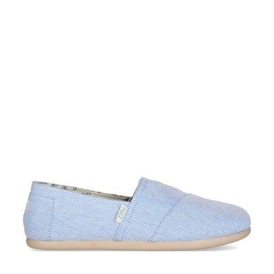 Paez Alpargatas Original Gum M Combi Light Blue