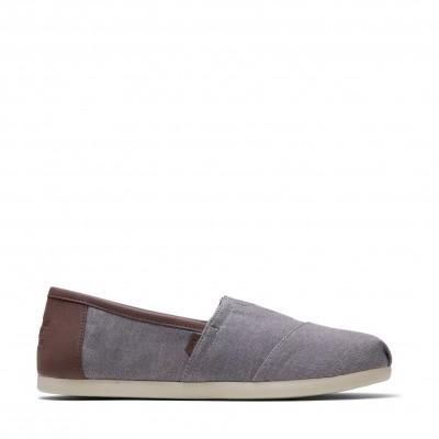 TOMS Classic Frost Grey...