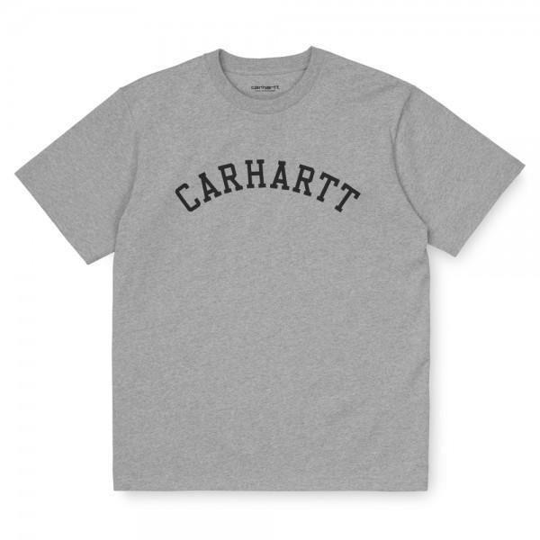 Carhartt T-Shirt University Grey Heather
