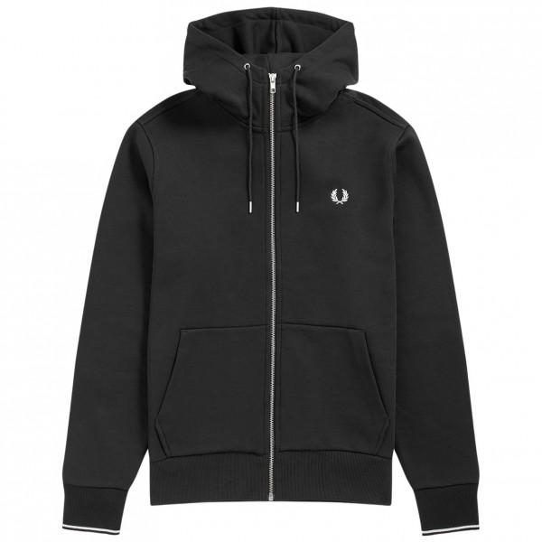 Fred Perry Casaco Training Hooded Zip...