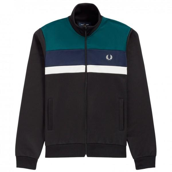 Fred Perry Casaco Colour Block Track...