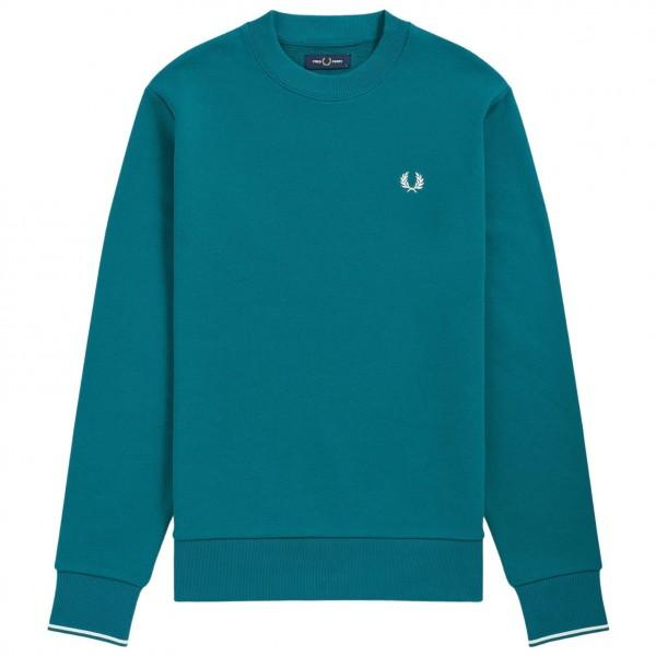 Fred Perry Crew Neck Sweatshirt...