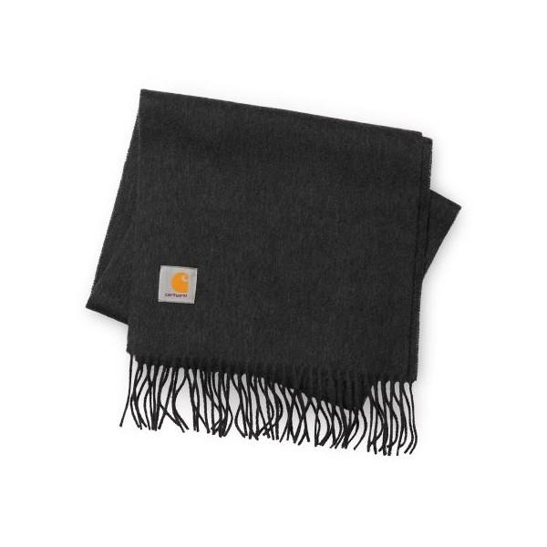 Carhartt Clan Scarf Dark Grey Heather