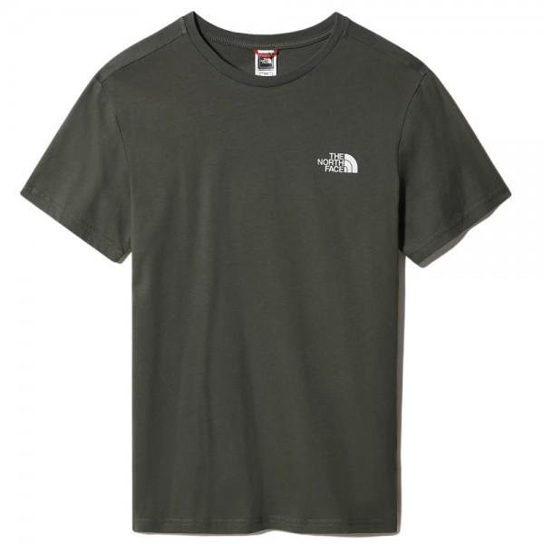 The North Face T-Shirt Simple Dome...