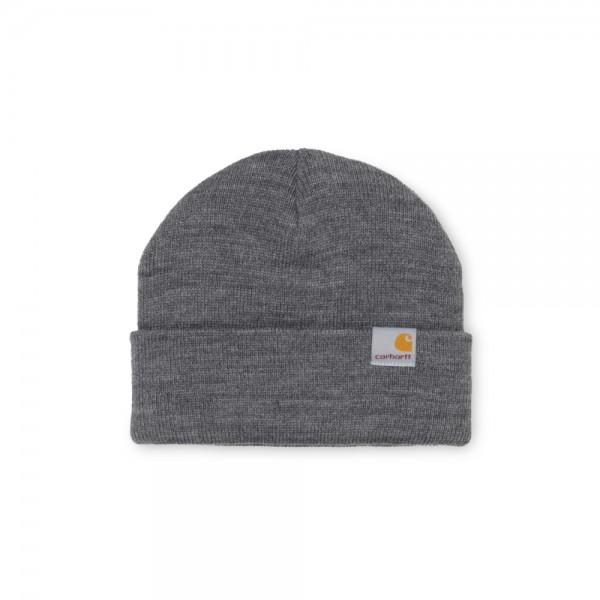 Carhartt Gorro Stratus Dark Grey Heather