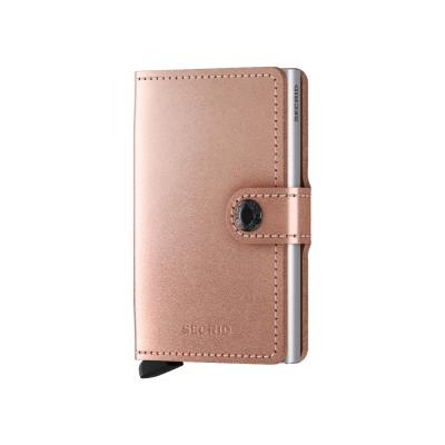 Secrid Miniwallet Metallic...