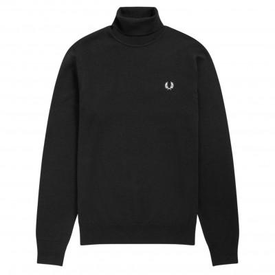 Fred Perry Roll Neck Jumper...