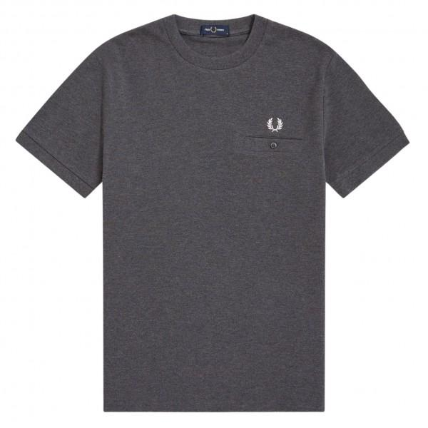 Fred Perry T-Shirt Pocket Detail...