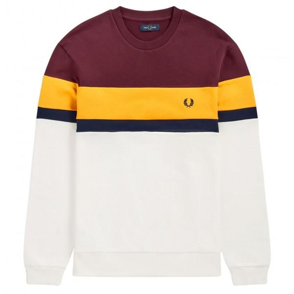 Fred Perry Sweat Colourblock M9594-799