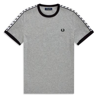 Fred Perry T-Shirt Taped...