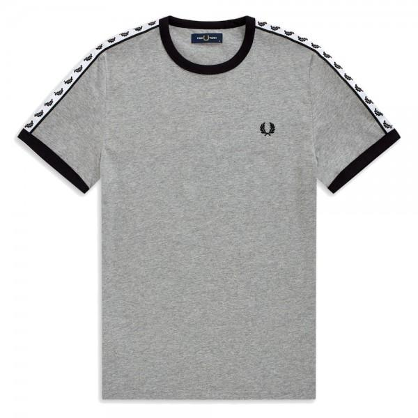 Fred Perry T-shirt Laped Ringer...